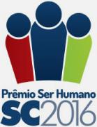 Imagem Prêmio Ser Humano SC2016