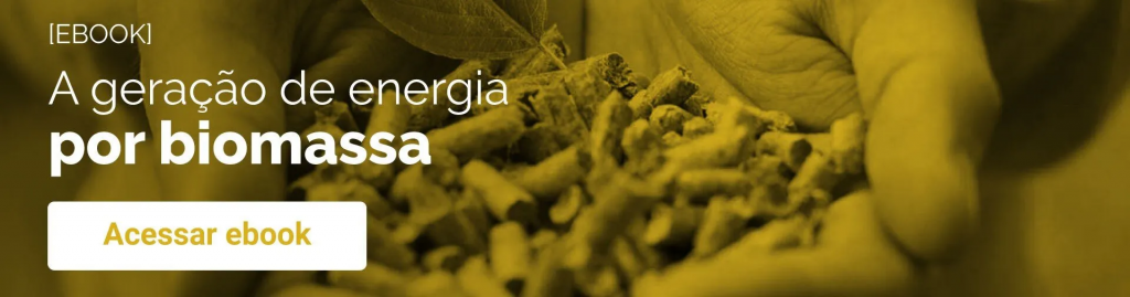 geração de energia por biomassa