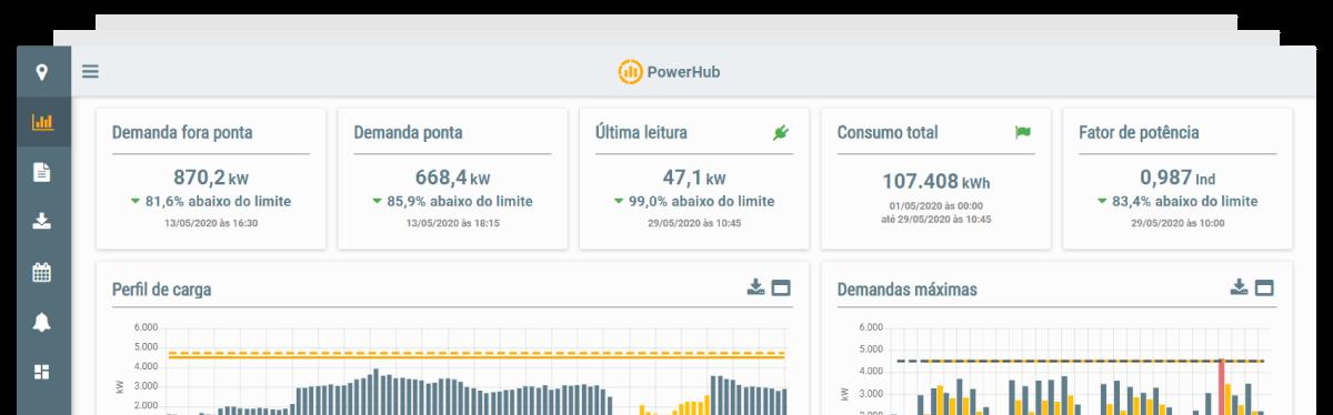 Imagem topo PowerHub