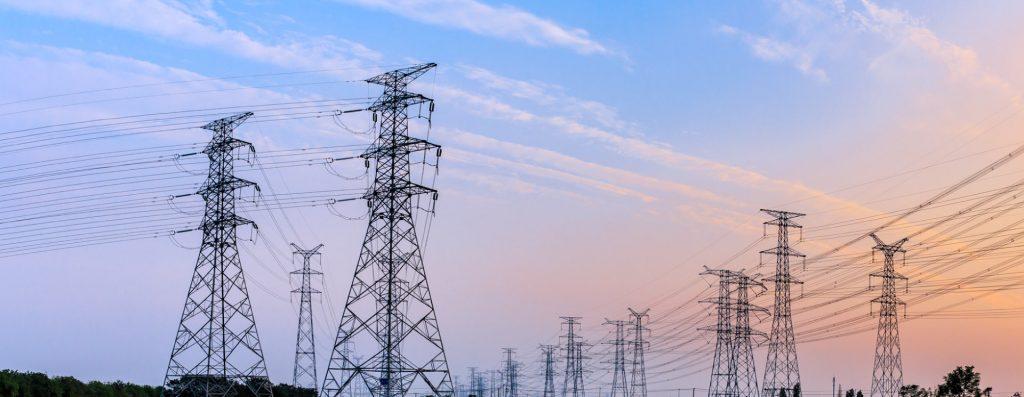 distribuição de energia