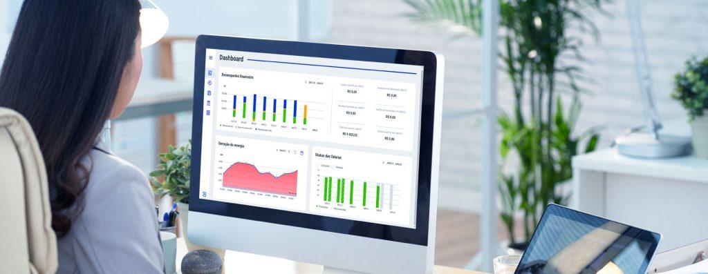 software gestão de créditos de energia