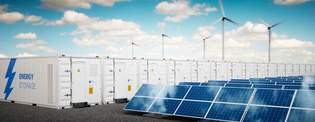 tecnologia armazenamento de energia